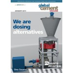 Global Cement Magazine - January 2014