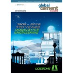 Global Cement Magazine - January 2016