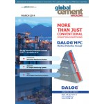 Global Cement Magazine - March 2014