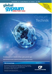 Global Gypsum Directory 2020 - Print